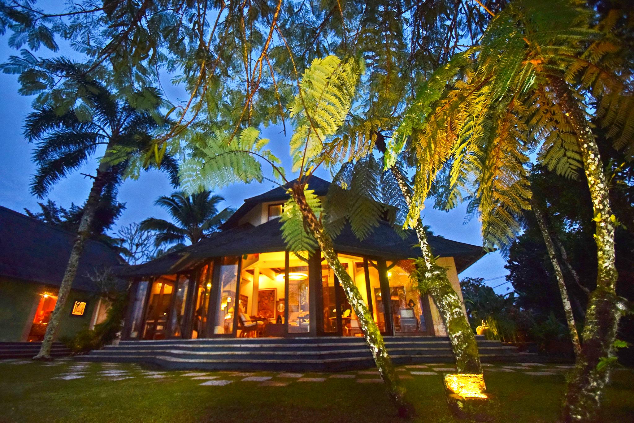 Second Pavilion