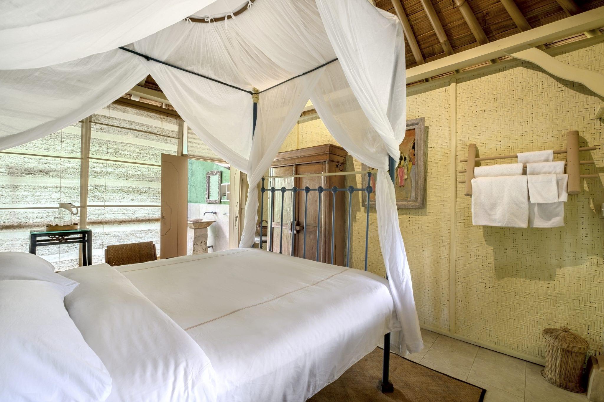 Bamboo House Bedroom