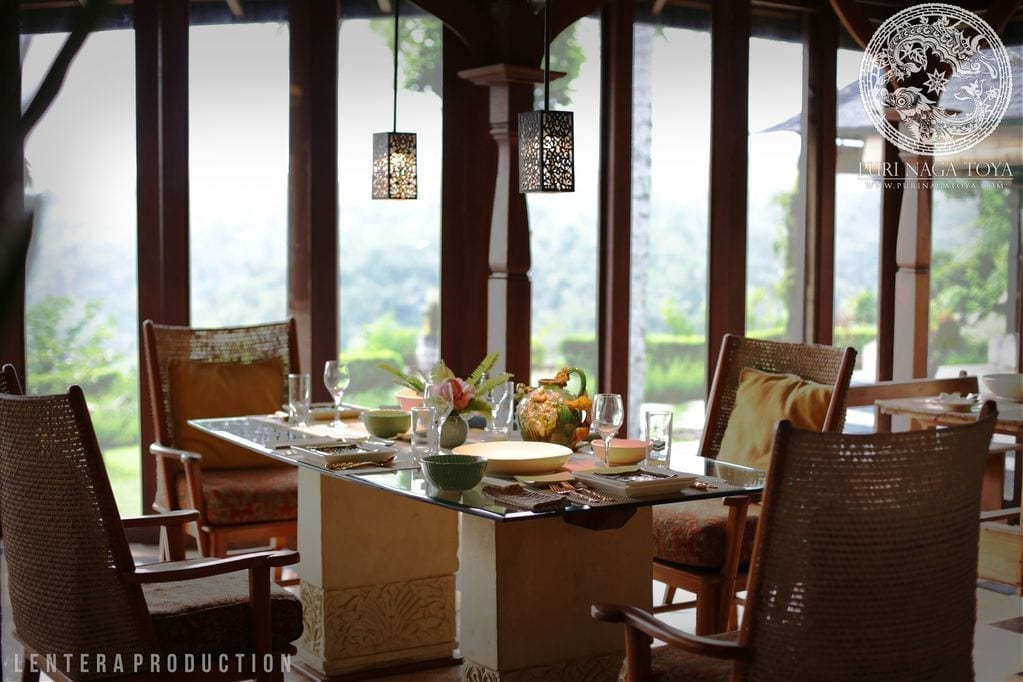 Villa Mountain View Ubud